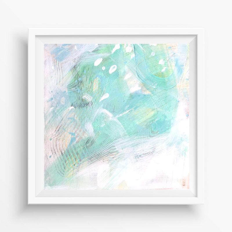 Untitled, 40x40