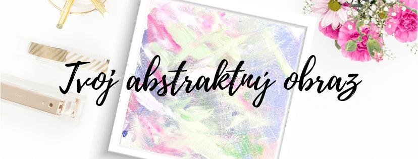 namaľuj si abstraktný obraz